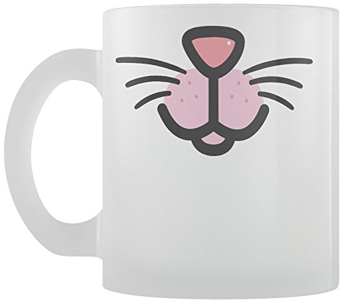 Grindstore Tasse The Cat's Whiskers blanc
