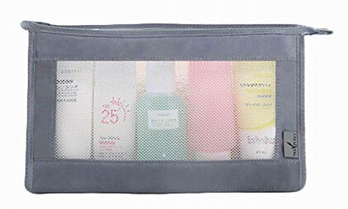 sac à séchage rapide maillage de douche sac de voyage sac voyage, gris