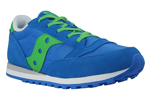 Saucony BASKETS JAZZ SY5796 BLEU ORIGINAL