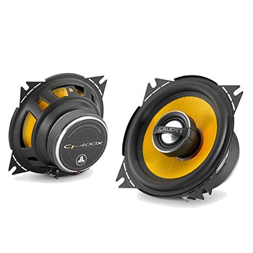 JL Audio C1-400x - 10cm Koax