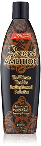 Synergytan / Sunbed Creams : Bronzed Ambition
