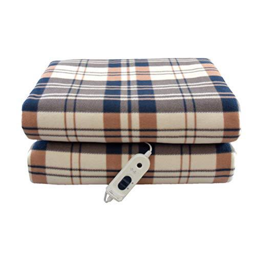 GFYWZ Heizdecke Komfortable Beheizte Single Doppelbett Heizdecke,180 * 150Cm - Voll Xl Matratze Pads
