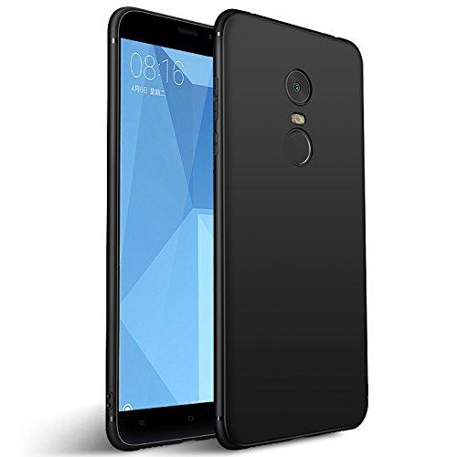 5887ecc262d ... 1 x manual del usuario. Comments. Olliwon Funda Xiaomi Redmi Note 4 /  Note 4X, Ultra Slim Silicona TPU Carcasa Anti