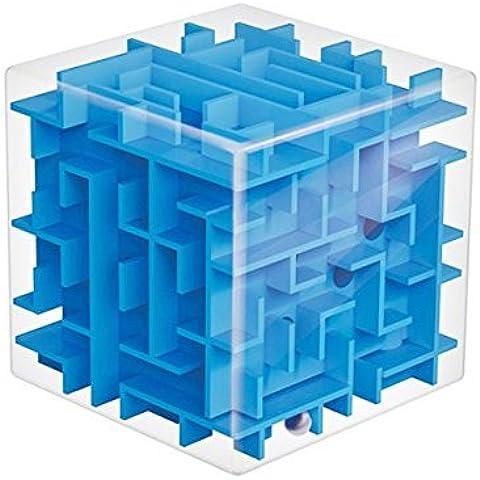 SainSmart Jr. CB-21 Amaze Cube Laberinto (Azul)