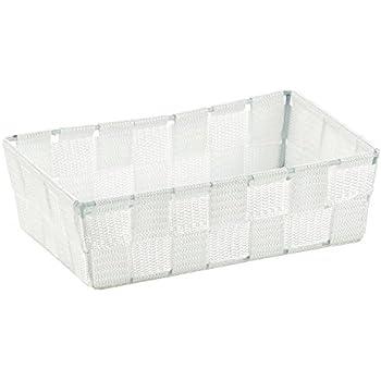 kela Korb Alvaro 23x15x6cm aus Kunststoff in schwarz Plastik 23 x 15 x 6 cm