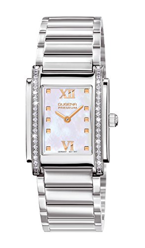 Dugena Women's Analogue Watch with Mother of Pearl Dial Analogue