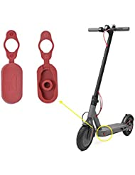 Lot de 2 Prises de Charge pour Scooter électrique Xiaomi Mijia M365
