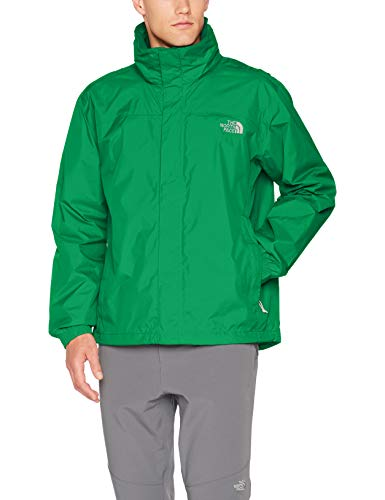 THE NORTH FACE Herren Resolve Jacke, Primary Green, XL -
