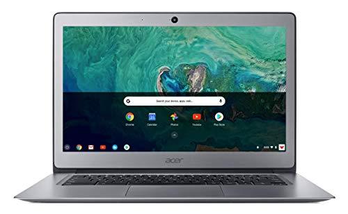 "Acer Chromebook CB3-431-C64E Ordinateur portable 13, 9"" Full HD Gris (Intel Celeron, 4 Go de RAM, 32 Go eMMC, Intel HD Graphics, OS Chrome)"