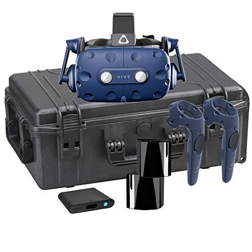 Universal VR Koffer/Tasche für VR-Brille : HTC Vive, Vive Pro, Oculus Rift, Windows MR, Playstation VR | GOVR (S)
