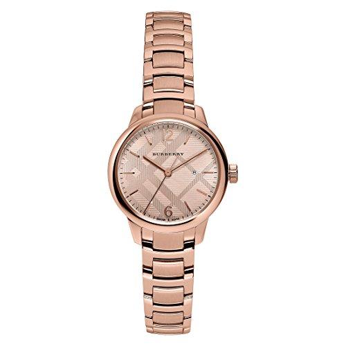 Burberry bu10116Damen-die Klassische Rund Swiss Made Armbanduhr