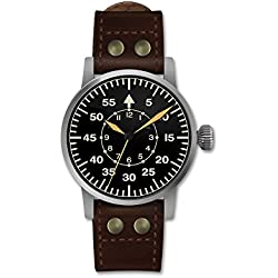 Wartime Luftwaffe watch (Historical Replica Model B-Uhren German Aviation World War II)