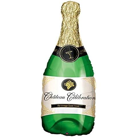 Bottiglie di champagne Foil