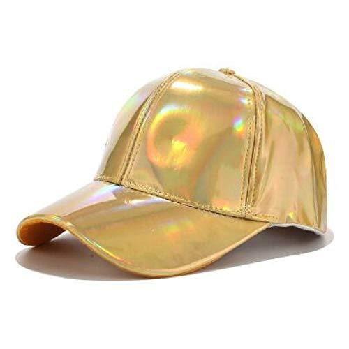 LQMGLP Mode Hip-Hop Hut Regenbogen Farbwechsel Hut Kappe Zurück In Die - Yachting Kostüm