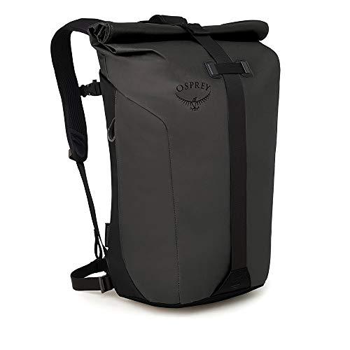 Osprey Transporter Roll Reisetasche, unisex - Black O/S -