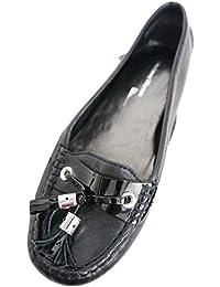 John Lewis Mayo, Damen Pumps Schwarz Jet Black 35 (3 UK