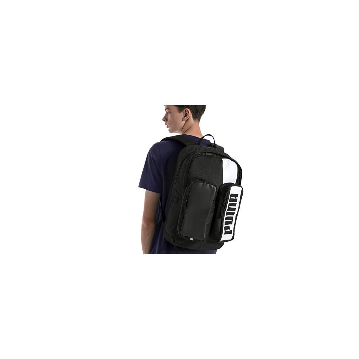 4107nrj%2BEuL. SS1200  - Puma Deck Backpack II Rucksack Schwarz