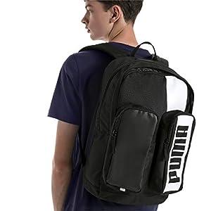 4107nrj%2BEuL. SS300  - PUMA Deck Backpack II Rucksack Schwarz