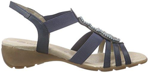 Remonte R5250, Salomés Femme Bleu (mare / 14)