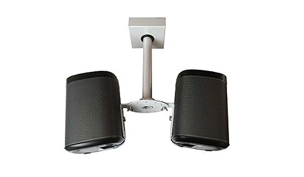 Deckenhalterung Ideal Für Bis Zu 4 Stück Sonos Play1 Auch Kopfüber Für Bessere Bedienung Möglich Audio Hifi