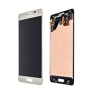LCD Display Samsung G850 Galaxy Alpha Original full set Gold