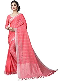 60f7a730e25d0f Linen Women s Sarees  Buy Linen Women s Sarees online at best prices ...