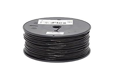 BQ Fila flex filament 1.75mm 500g - black