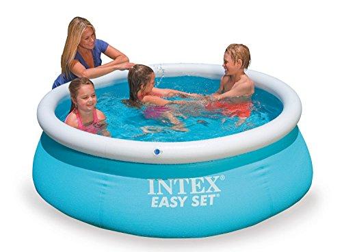 Intex easy set piscina hinchable desmontable 183 x 51 - Amazon piscinas hinchables ...
