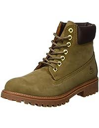 Amazon.it  Verde - Stivali   Scarpe da uomo  Scarpe e borse 41d1791286c