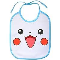 Babero Pokemon cara de Picachu