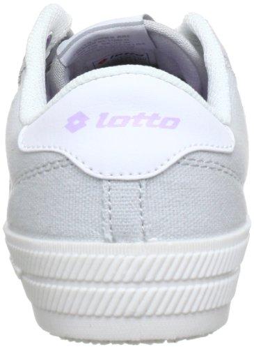 Lotto Q5104, Baskets mode mixte adulte Gris (Lunar G/Afr.Vio)