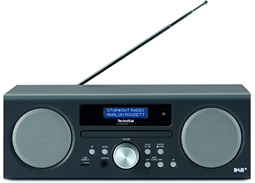 TechniSat TECHNIRADIO DIGIT CD Digital-Radio mit CD-Player 1aaae4504314