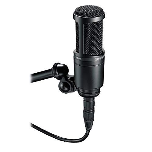 Audio Technica AT2020 Professional Condenser Microphone