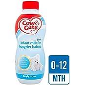 Vache Et Porte Faim Bébés Traient Prêt À Nourrir 1L