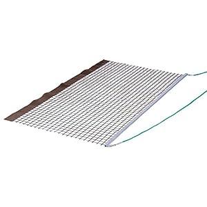 Sport-Thieme Tennis-Schleppnetz Alu PVC einfach