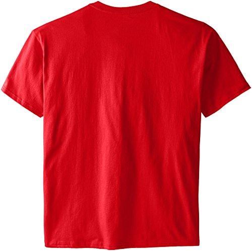 Champion Herren T-Shirt Rot - Crimson