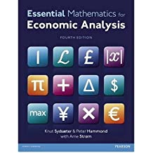 [(Essential Mathematics for Economic Analysis with MyMathLab Global Access Card)] [ By (author) Peter J. Hammond, By (author) Knut Sydsaeter, By (author) Arne Strom ] [June, 2013]