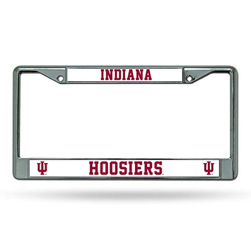 NCAA Chrome Teller Rahmen, Indiana Hoosiers