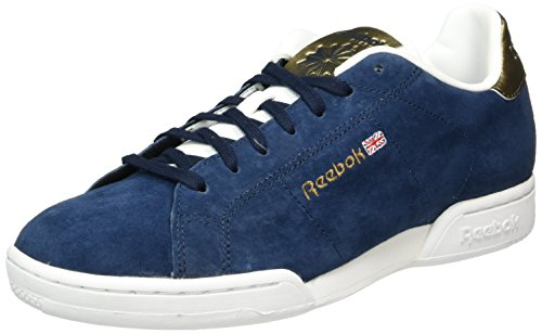 reebok-npc-ii-metallics-sneakers-basses-homme-bleu-collegiate-navy-antique-copper-39-eu