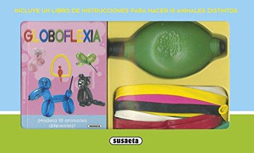 Globoflexia (Aprende a hacer) por S.A. (SUSAE) Susaeta Ediciones