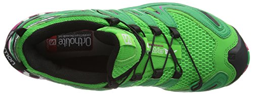 Salomon Damen Xa Pro 3d Traillaufschuhe Grün (Peppermint/Athletic Green X/Deep Dalhia)