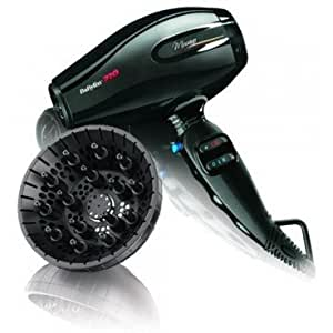 Pack sèche Cheveux Babyliss Pro Murano + Diffuseur