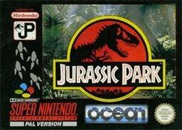 Jurassic Park SNES