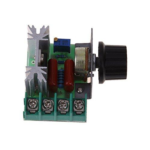 Broadroot 2000 Watt AC 50-250 V 25A Einstellbare Motor Drehzahlregler Spannungsregler PW -