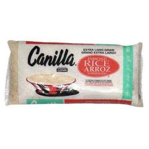 Goya Rice Canila Long Grain 3 lb (Pack of 3)