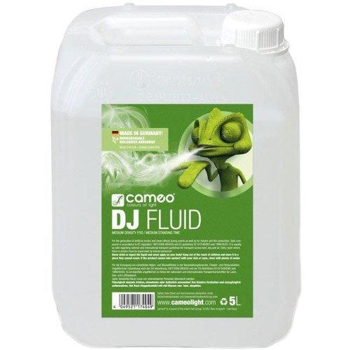 Cameo AHCLFDJ5L mittlerer Dichte/Standzeit DJ-Fluid für Nebelmaschine