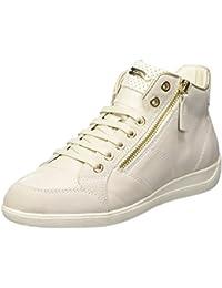 Geox D Myria A, Sneakers Hautes femme