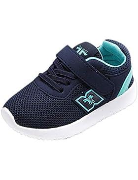 Casual Niño Zapatos con Velcro de Vestir Talla 20-29