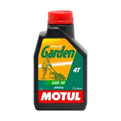 MOTUL 102787 Garden 4T SAE 30 1 litro – Aceite para motor...