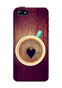 iPhone 5s Designer Cases , Premium Quality Designer Printed 3D Lightweight Slim Matte Finish Hard Case Back Cover for Apple iPhone 5 + Free Mobile Viewing Stand